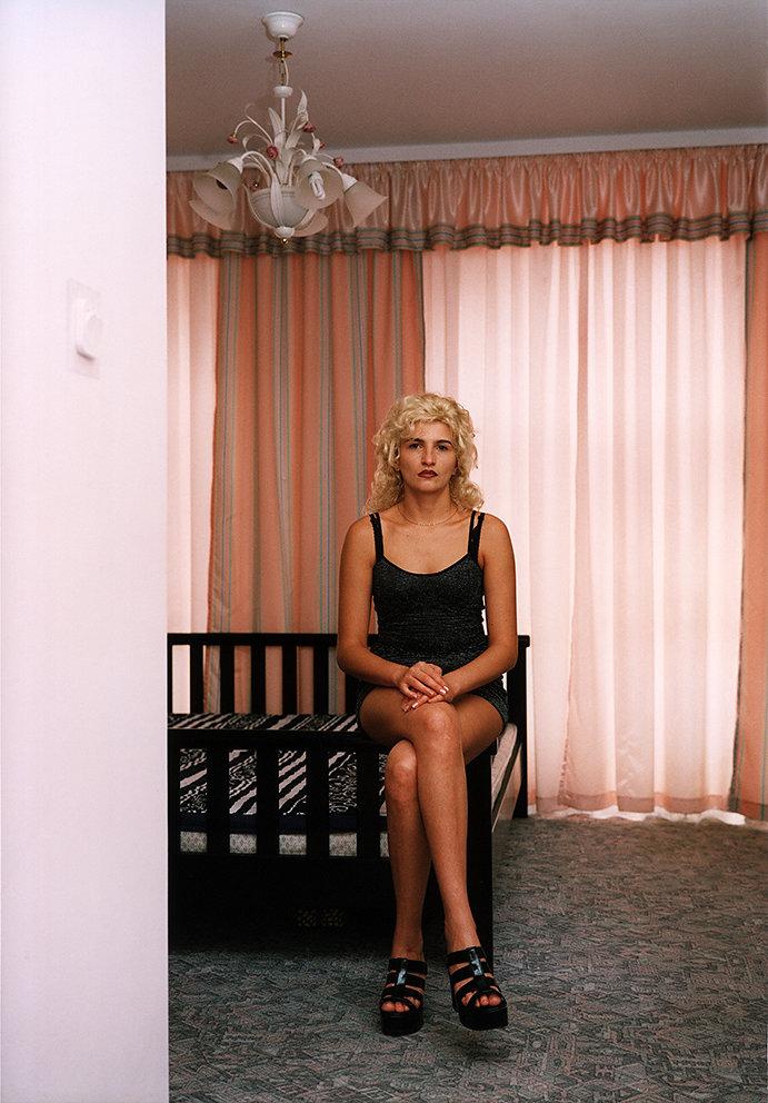 Xterrestrial Frau aus Usbekistan, Bordell in Polen