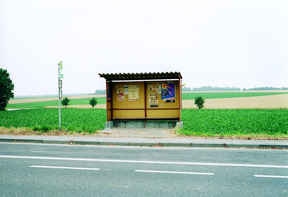 Die Bundesstraße Nr.1